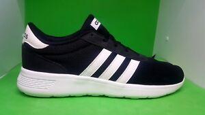 Lite Calzado blanco hombre 11 para Neo Talla Adidas Bb9774 casual Negro y 10 Racer zqF1wtzr