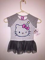 Hello Kitty Dress Size 5t