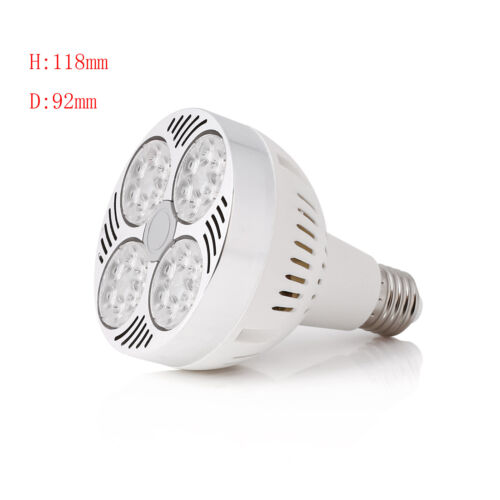 PAR30 35W E26//E27 LED Spotlight OSRAM Chips Cool Neutral White Bulb Lamps ST-208