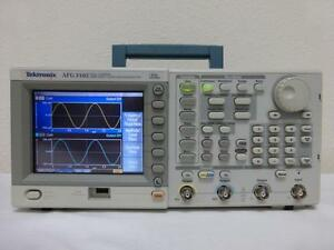 Image of Tektronix-AFG3102 by Spaulding Surplus