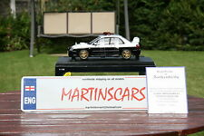 AUTOART 1:18 SUBARU IMPREZA WRX STI JAPAN POLICE 78656