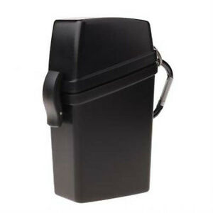 Witz Dry Box DPS Locker Camera Scuba Diving Gear Bag NEW Black