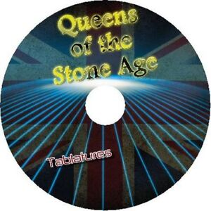 QUEEN BASS /& GUITAR TAB CD TABLATURE BACKING TRACKS HITS BEST OF ROCK MUSIC