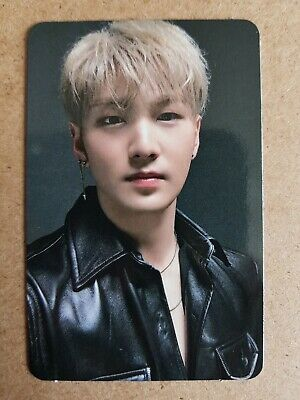 NU/'EST MINHYUN #4 Authentic Official PHOTOCARD HAPPILY EVER AFTER 6th Album