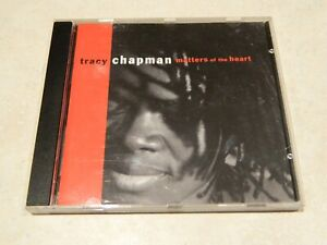 Matters-of-the-Heart-by-Tracy-Chapman-CD-Apr-1992-Elektra-Label