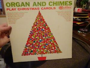 Play Christmas Music.Details About Organ And Chimes Play Christmas Carols Cas726 33 Rpm Record Album Holiday Music