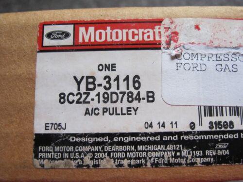Ford A//C Polia Embreagem # 8C2Z-19D784-B