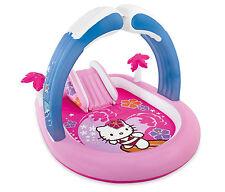 Intex Hello Kitty Play Center Inflatable Kids Set & Swimming Pool   57137EP