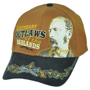 Legendary-Outlaws-of-the-Radlands-Cole-Younger-Bandit-Bank-Robber-Hat-Cap