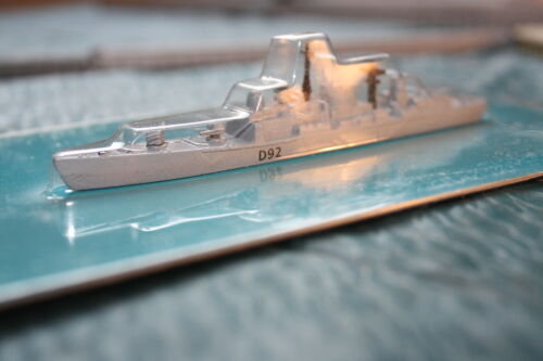 HMS LIVERPOOL D92 Type 422 Destroyer. Limited edition.