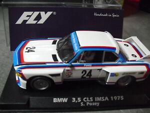Bien Informé Fly Bmw 3,5 Cls Imsa 1975 Nuevo 1/32 Novedad Nº 24 A2001