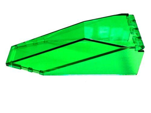 Select Colour LEGO 2507 10X4X2 1//3 Windscreen Canopy FREE P/&P!