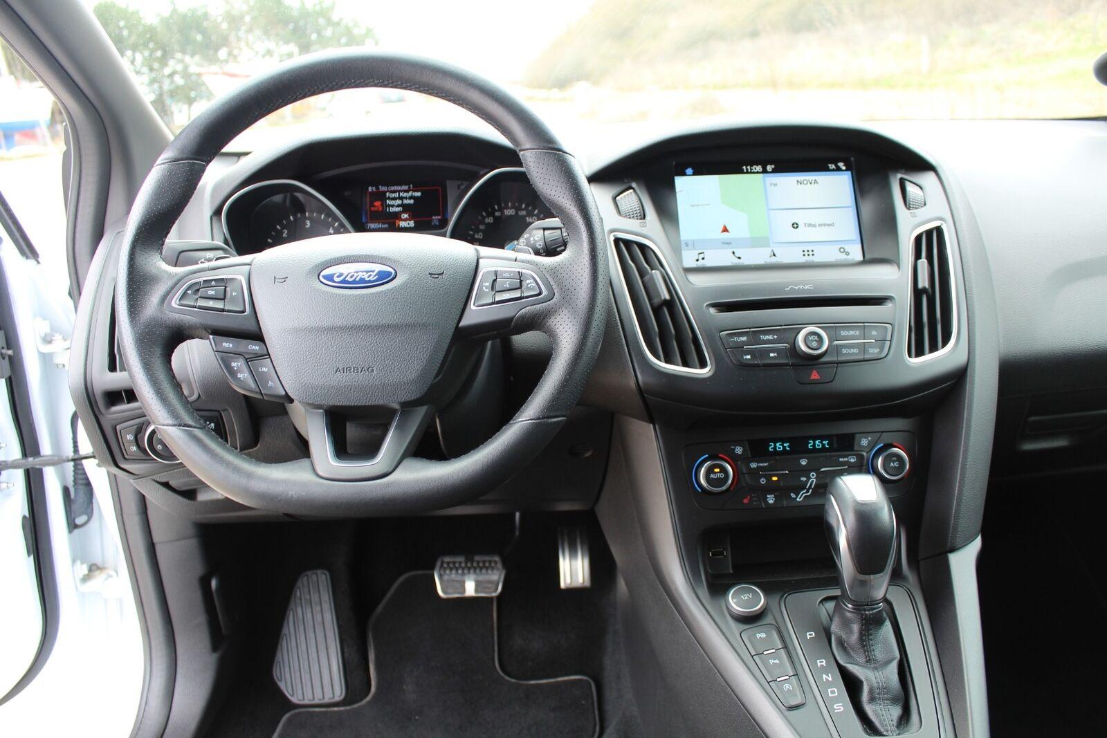 Ford Focus 1,5 TDCi 120 ST-Line stc. aut. - billede 11