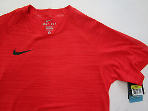Details about Men's Nike Authetic Soccer Shirt, New Orange Pride Sport Life Style Shirt Sz L