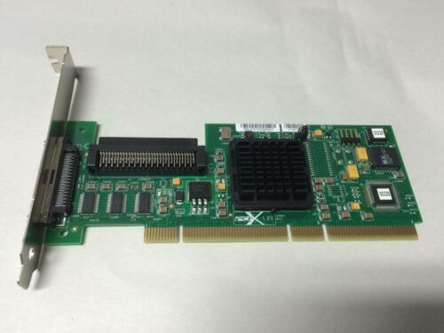 LSI 20320C-HP PCI-X 68-PIN SCSI CONTROLLER CARD P//N 403051-001