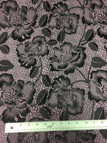 "tissu 58/"" LARGE Mariée//Marié tenue de soirée par mètre Superbe Floral Brocade"