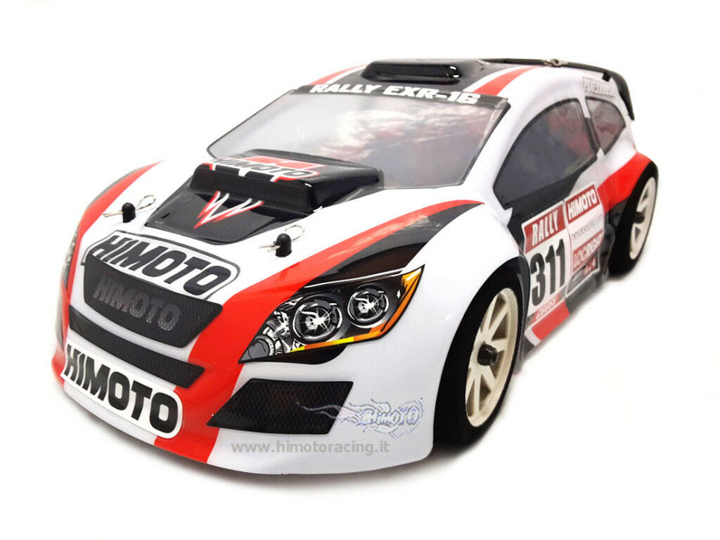 Hi4195blpro auto himoto Sport Rally Brushless EXR-16 Versione Pro