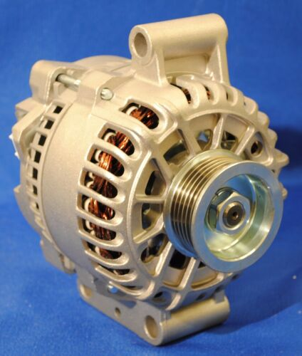 00-04 FORD CAR FOCUS L4 2.0L W// VIN P ALTERNATOR 98AB-10300-FC, NON-ZETEC