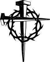 Dxf Cnc Dxf For Plasma Laser Square Nail Cross Vector Metal Wall Art Dxf
