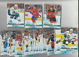 2019-20 UPPER DECK YOUNG GUNS SERIES 1 & 2 + UPDATE FINISH YOUR SET YOU PICK