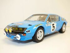 Decals 1//24 ref 433 alpine renault a310 therier 1976 rallye monte carlo rally