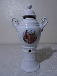 Porcelana-Anfora-Decoracion-Samovar-Watteau-Escena-Antik-Stil-Defectuoso