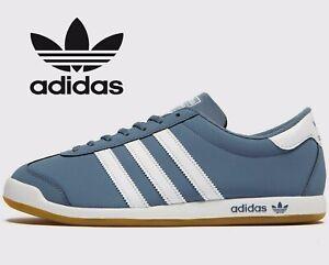 localizar Mirar furtivamente tolerancia  🔥 Adidas Originals The Sneeker ® ( Men Sizes UK 7 EUR 40.5 ) Raw Steel  Blue NEW   eBay