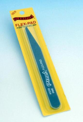 Albion Alloys Flex-I-File 320 g Fine Flex Pad (Réf: 3200)