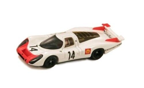 Porsche 908  14 Elford-Lins  2nd 1000km Paris  1968 (Spark 1 43   SF051)