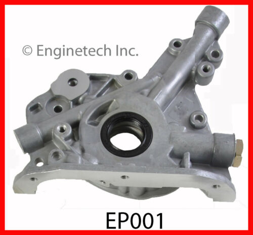 Engine Oil Pump Enginetech EP001