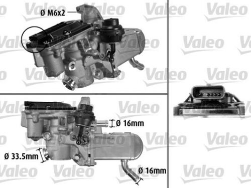 VALEO AGR-Modul ORIGINAL TEIL 700433 für DZ0 CC BZ0 JZ0 MEGANE RENAULT SCÉNIC 3