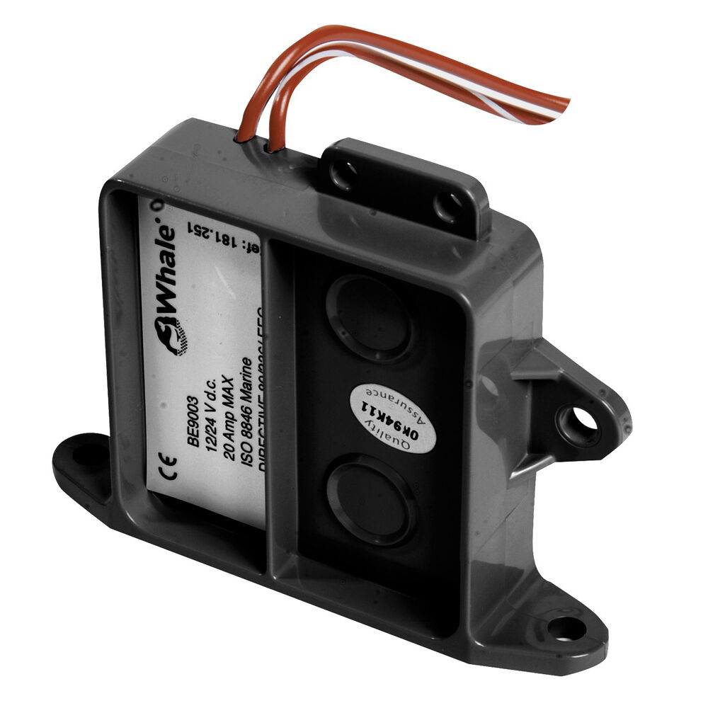 Whale Electric Field Bilge Switch With Time Delay   be in great demand