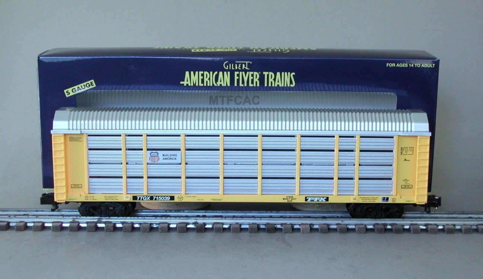 muchas sorpresas American Flyer 6-47929 Union Pacific Pacific Pacific Auto Cocherier por Lionel ttgx 715039  precio razonable