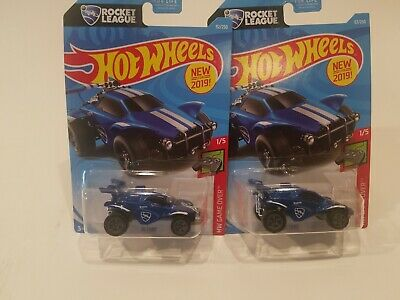 NEU /& OVP 2019 ! HW Game Over Hot Wheels Octane Rocket League FYF57