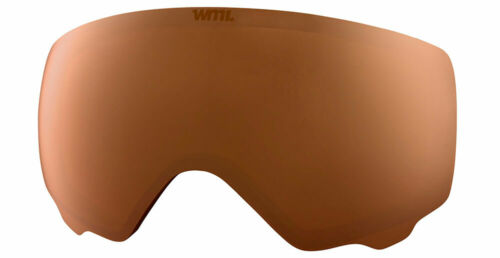 Compatible Anon WM1 Goggles ANON WM1 Replacement Lens Lens Case Included