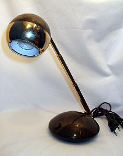 Diginette lámpara lámpara escritorio escritorio lámpara 60er 70er lámpara 70s