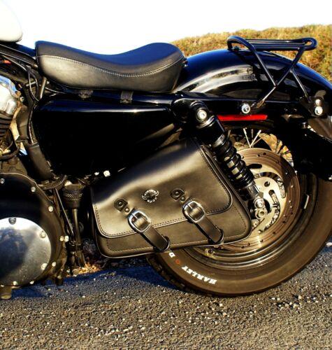 /'Bobber Bracket/' Solo Swingarm Bag Hard Mount Kit Harley Sportster XL 883//1200