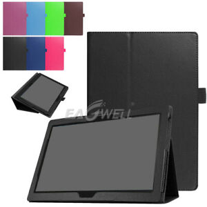 For-Lenovo-Tab-4-10-10-1-034-TB-X304F-X304L-Tablet-Wake-Sleep-PU-Leather-Case-Cover