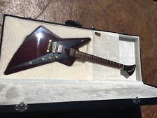 Gibson Reverse Explorer-Sept 2008-Guitar of the Month #178 - EXC- Cond. w/ OHSC!