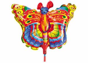 Diapositives-ballon-papillon-Helium-Ballon-Ballon-Butterfly-Enfants-Anniversaire