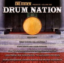 Various Artists - Drum Nation, Vol. 1 ( CD 2004 ) NEW