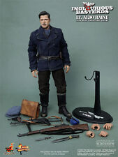 "Lt Aldo Raine Brad Pitt Inglorious Basterds 12"" Figur MMS 118 Hot Toys"