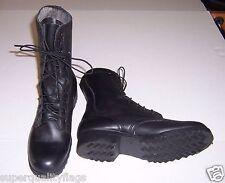 Boots leather combat 12 1/2 XW US military genuine GI surplus new