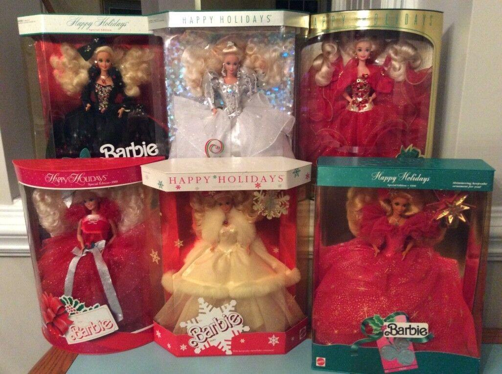 20 Hermosas Muñecas Barbie De Vacaciones-todos nfrb Precio Rebajado De , 59.00