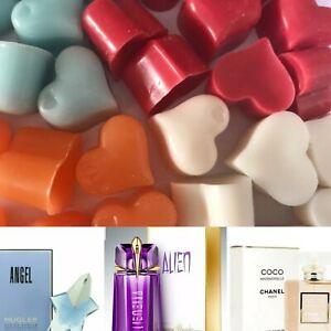 15-Sample-Size-Heart-Highly-Scented-Wax-Melts-Designer-Fragrances