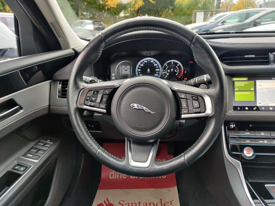 Jaguar XF 2,0 D180 Prestige aut. Diesel aut. Automatgear