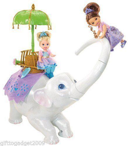 Barbie Island Princess -- TIKA l'elefante NUOVO e SIGILLATO