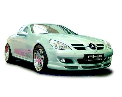 JMS Racelook Frontspoilerlippe für Mercedes Benz SLK R171 2004-2008