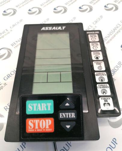ASSAULT 23-AS-014 DISPLAY OPERATOR AIR BIKE NEW !!!