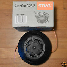 Genuine Stihl Autocut C25-2 C 25-2 Strimmer Head Nylon Line Bump Feed Tracked